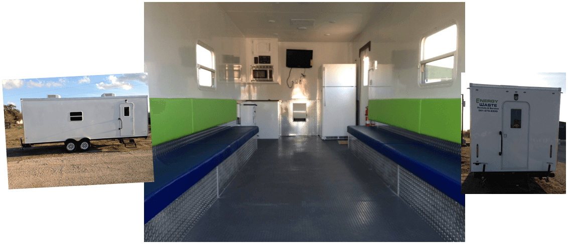 break room safety trailer rental